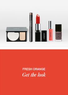 Friseur-Berlin-La-Biosthetique-Make-up-Collection-Spring-Summer-2019-Fresh-Orange